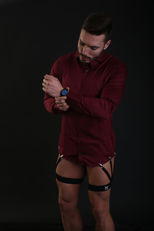 premium shirt stays NV HOLDERS shirt holders for men S-Holder