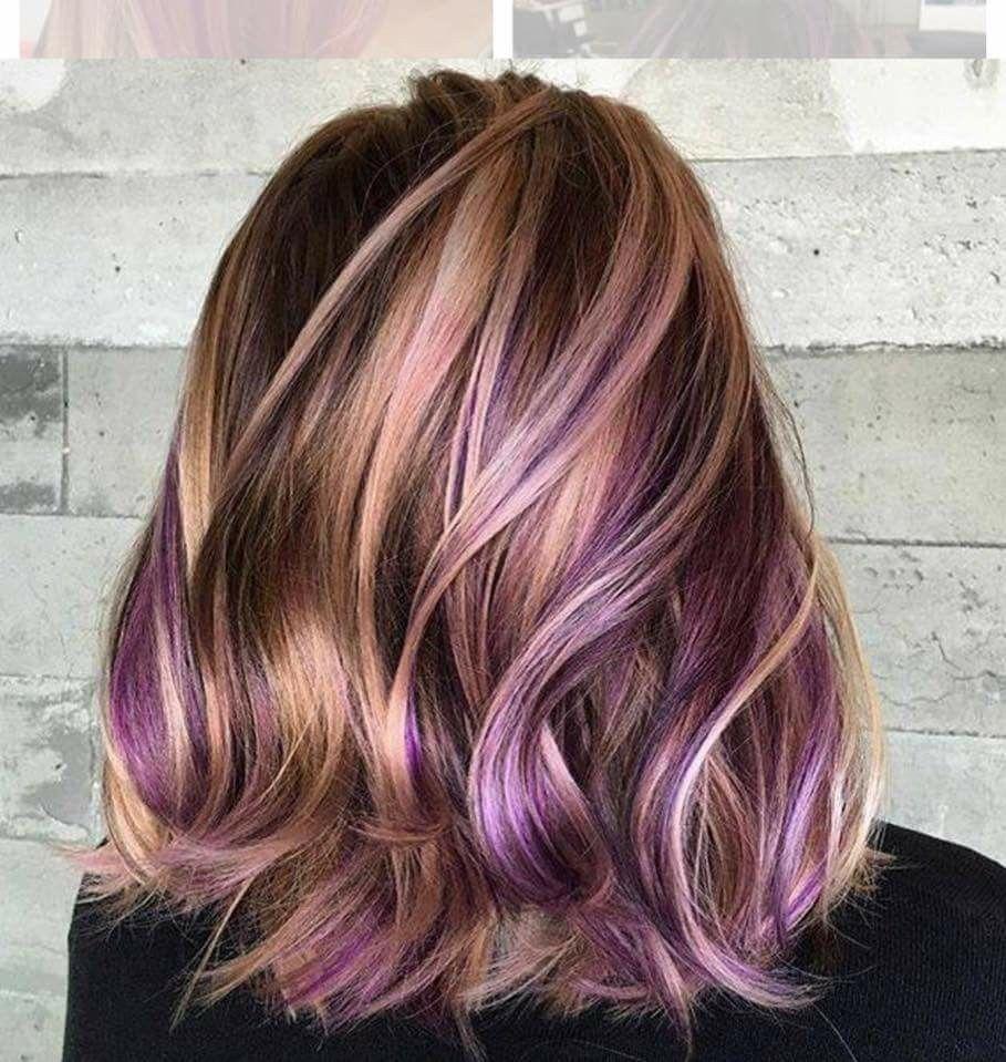 Peanut Butter Jelly Hair Hair Colour Design Hair Styles Long Hair Styles