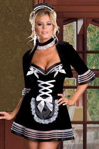 such a sexy Costume French Maids Pinterest Sexy, Halloween - sexiest halloween costume ideas