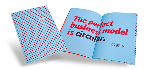 PepsiCo Annual Report on Pantone Canvas Gallery #annualreports