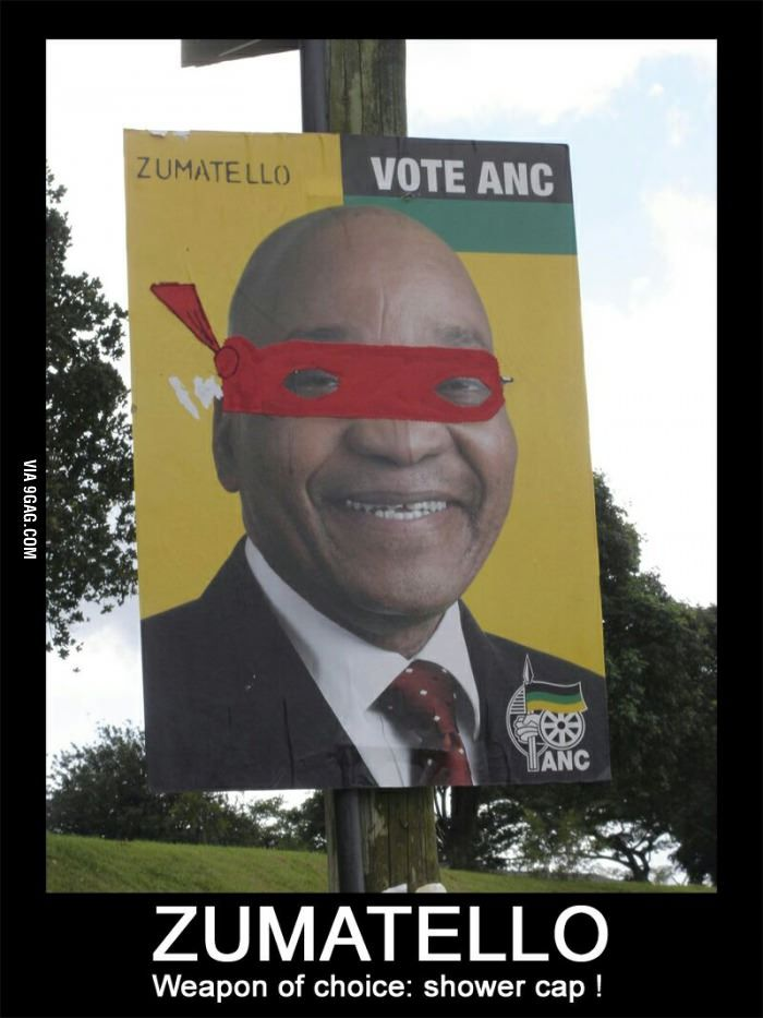 Funny Memes In Zulu : South africa president aa ninja turtle zumatello