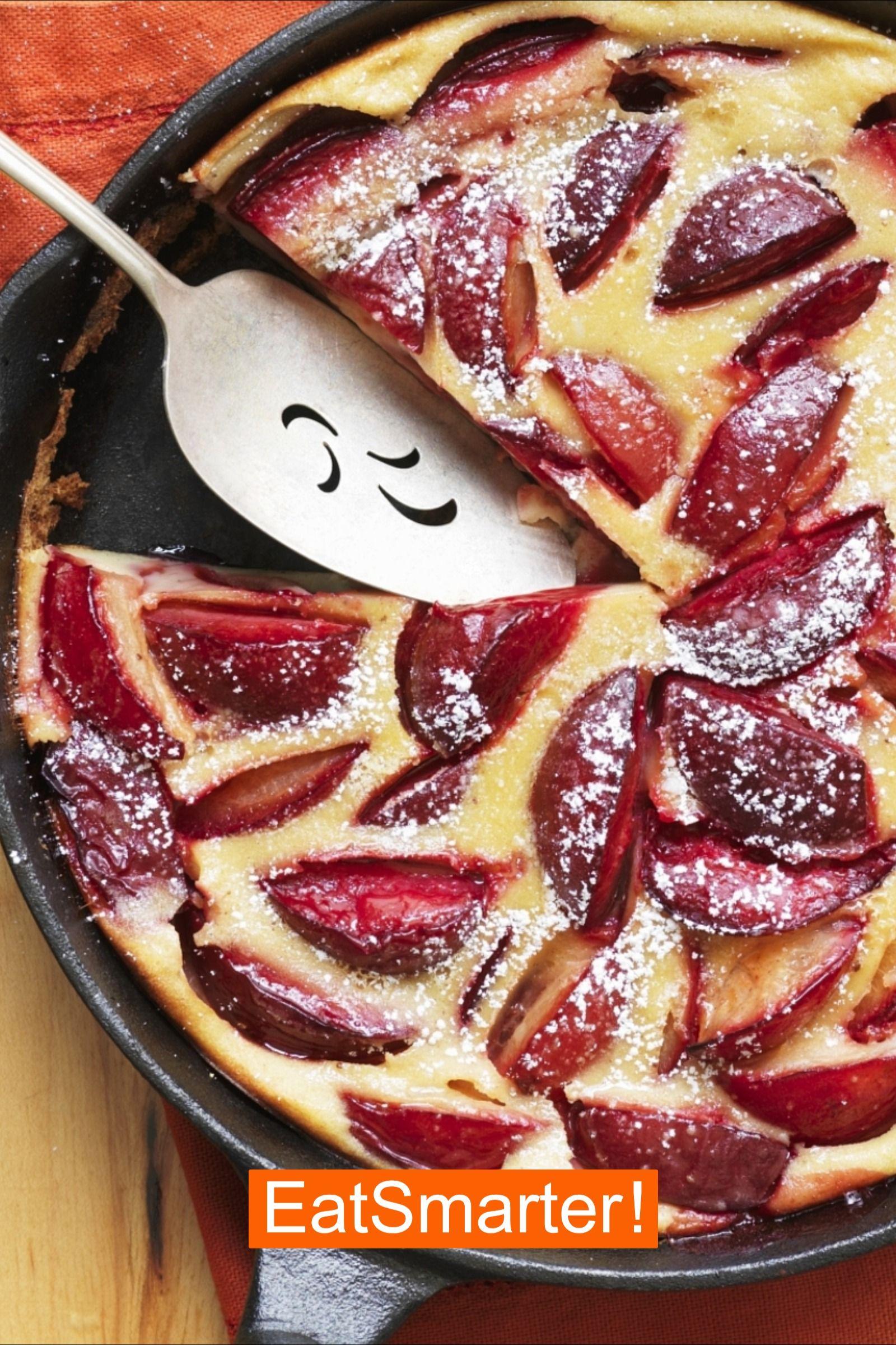 Obstkuchen: Französischer Pflaumenkuchen | EAT SMARTER