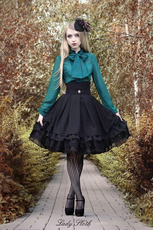 #ClassicLolita ♡ Lolita Fashion