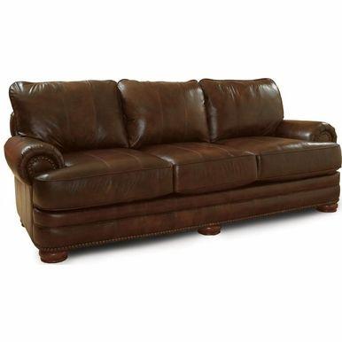 Lane   Stanton Stationary Sofa In Brush Brown Finish   863 30 88 24