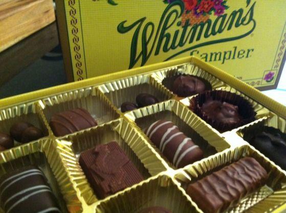 Whitman Chocolate - Buscar con Google