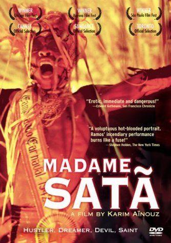 Madame Sata Com Imagens Filmes Filmes Curtos Filmes Brasileiros