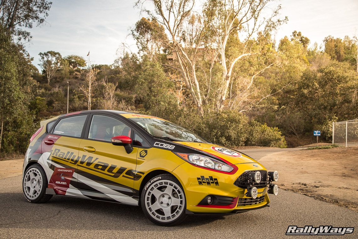 Baja Designs Offroad Lights Rallyfist Ford Fiesta St Ford