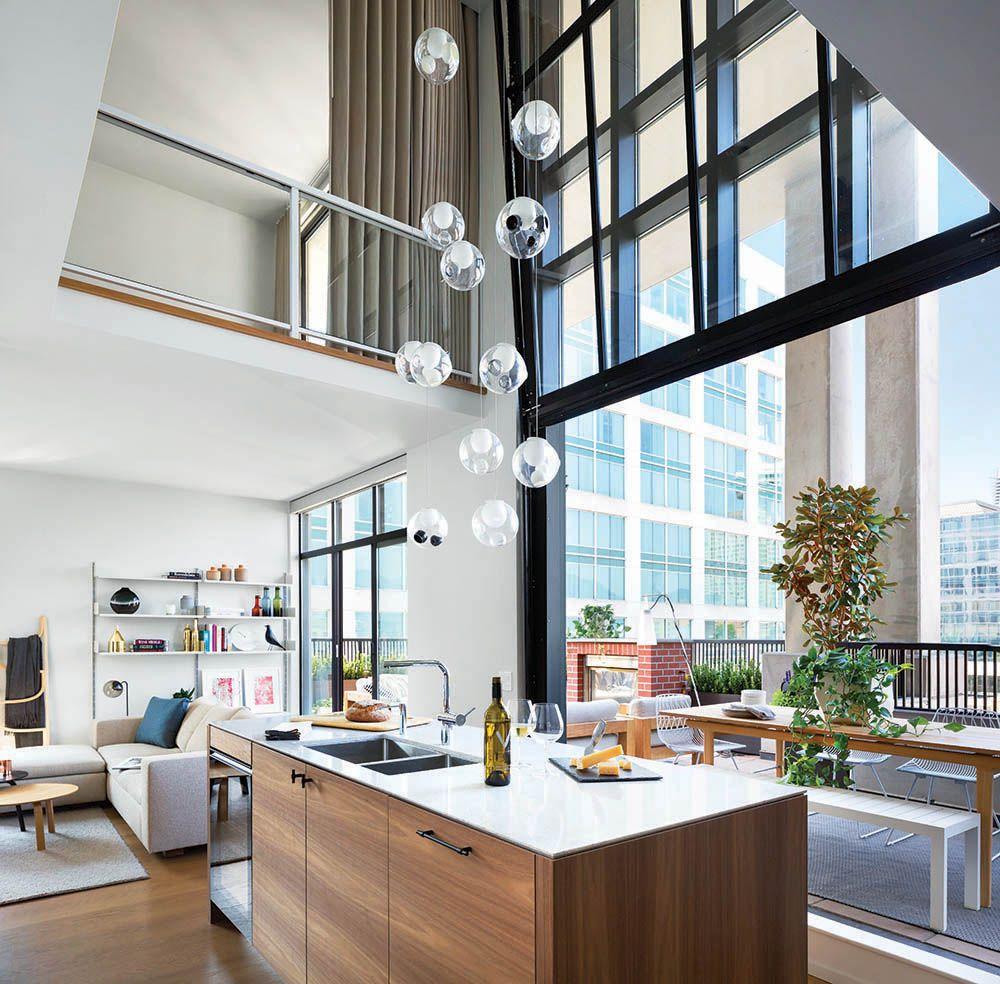 7 Vancouver Lofts We Love Decoración de apartamentos