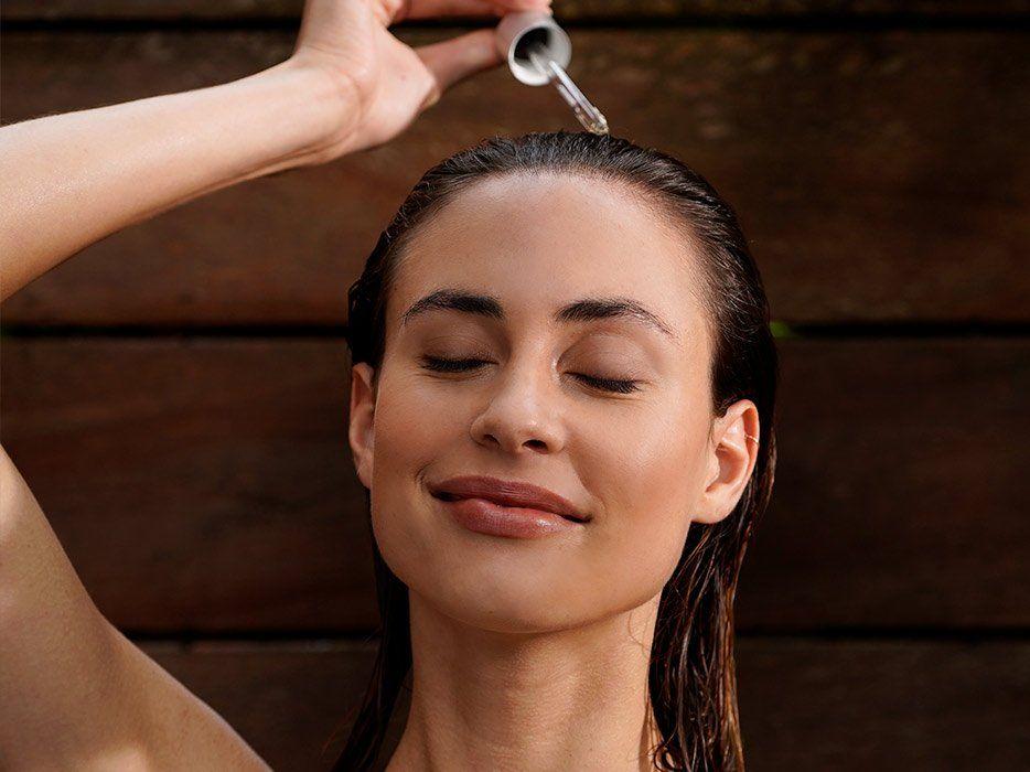 Gutes Mittel Gegen Haarausfall