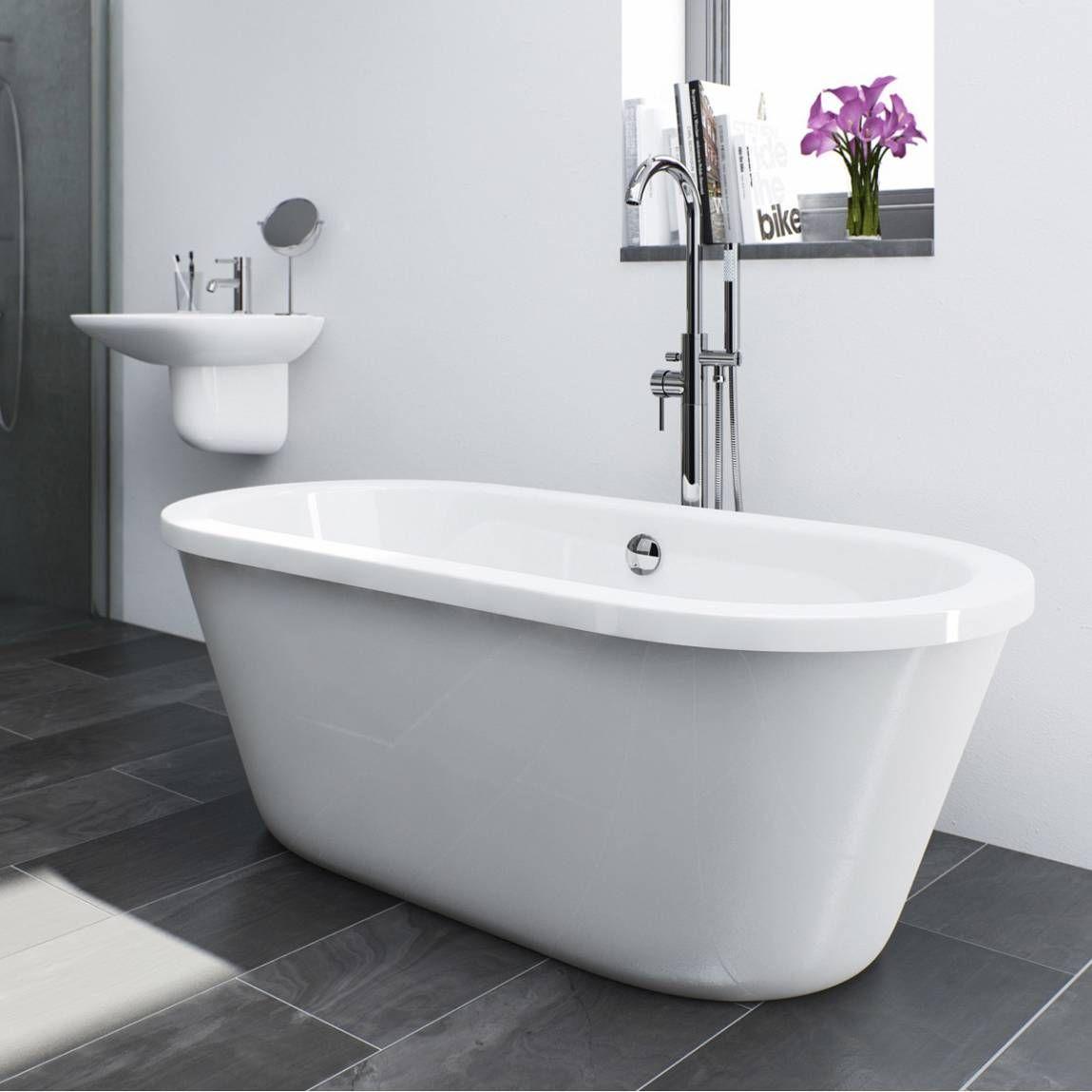 Yale Freestanding Bath Victoria Plumb Free Standing Bath Bath Shower Mixer Bath