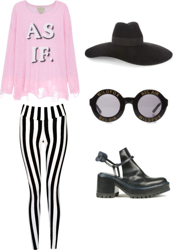 """As if...."" by mariimontero ❤ liked on Polyvore"