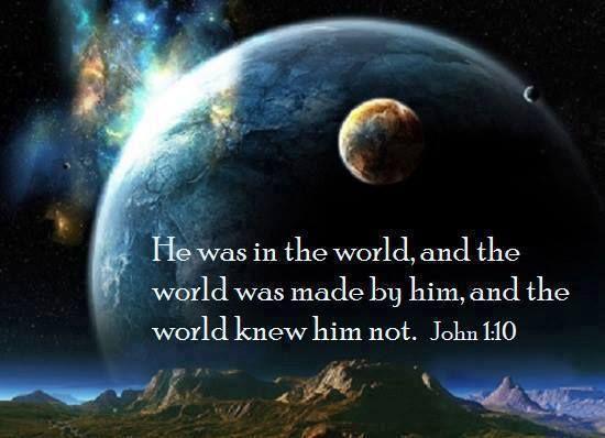 Image result for John 1:10
