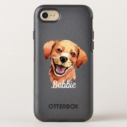 iphone 8 case golden retriever