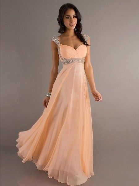 chiffon prom dresses - Google Search | Dresses | Pinterest | Prom ...