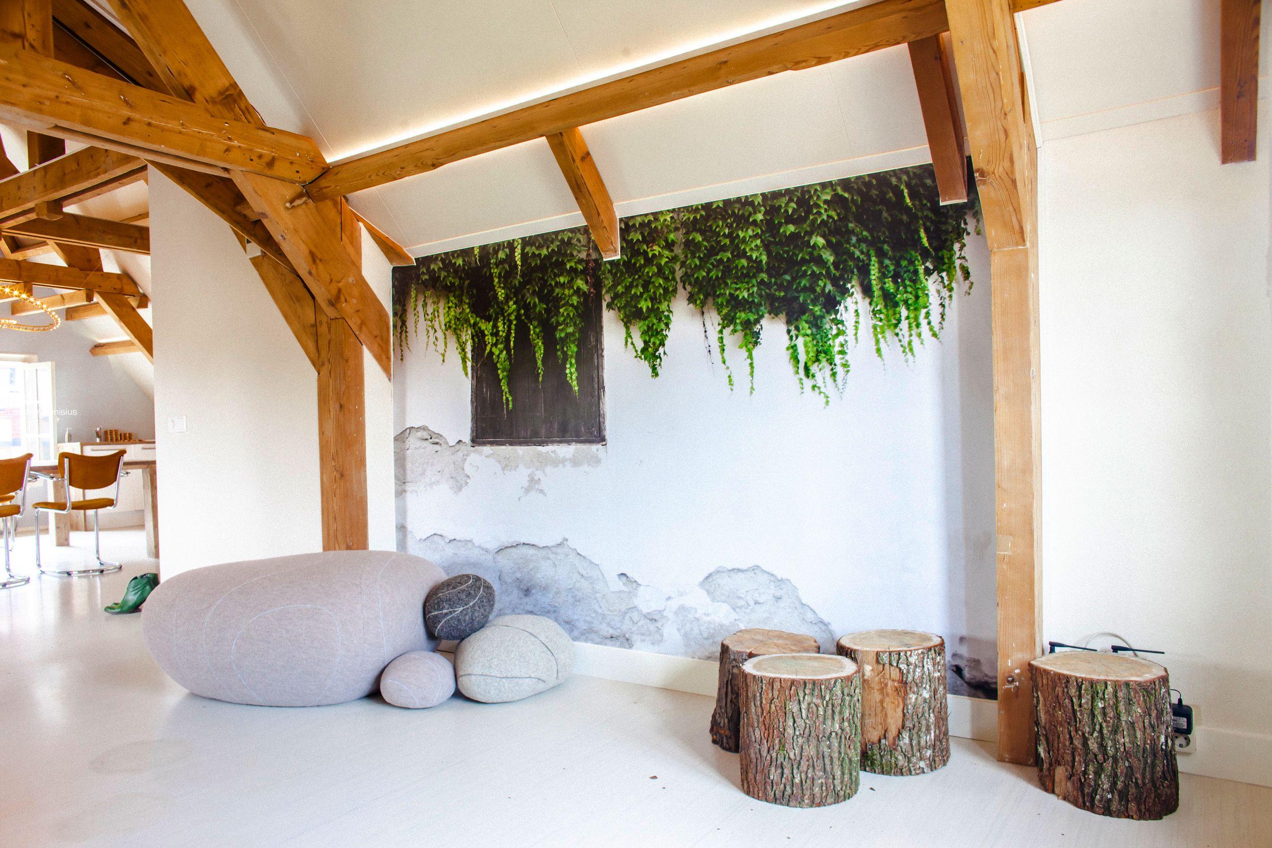 interieur #interieurontwerp #loft #zolder #smarin #livingstones ...