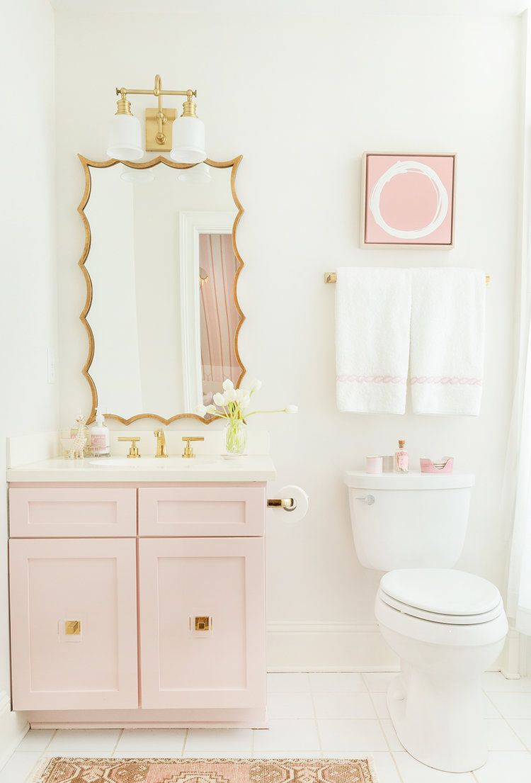 enchanting pink ceiling bathrooms | Pin by Christopher Architecture & Interiors on Kid Spaces ...
