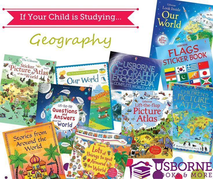 Best of Usborne on Geography