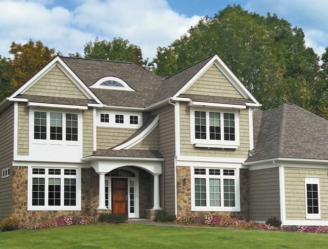 Home Accents Shapes Norandex Siding Vinyl Siding