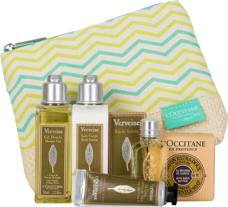L'OCCITANE Best Of Provence Hand Cream Collection giftset