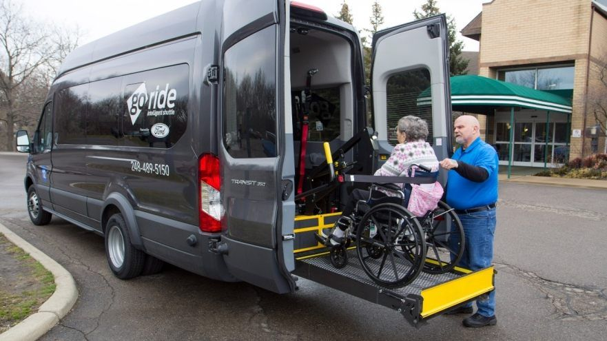 Ford Launches GoRide Service to Get Patients to Their