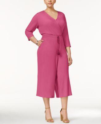 Plus SIze Jumpsuit (romper) Annette Lea | Plus size outfits