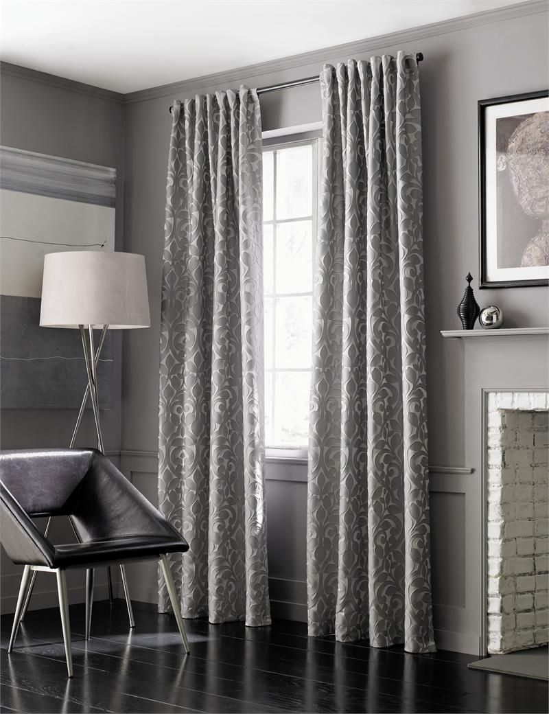 Lillian Fabric In Ready Made Standard And Extra Long Length Curtain Panels 84 96 Drapes 108 Inch Curtains 120 Draperies Scarf Swag Window Top
