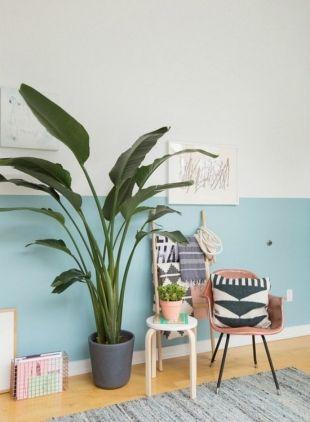 Décoration murale pastel pour entrée | Entrée maison | Pinterest ...