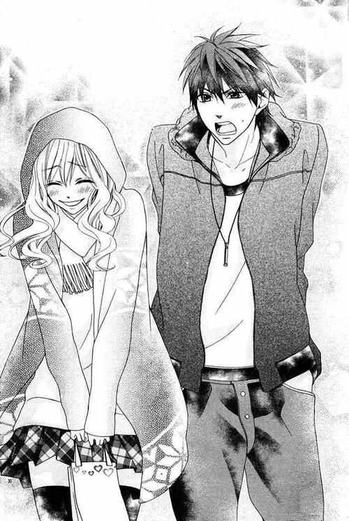 If Anyone Knows This Manga Can They Please Comment Thank You