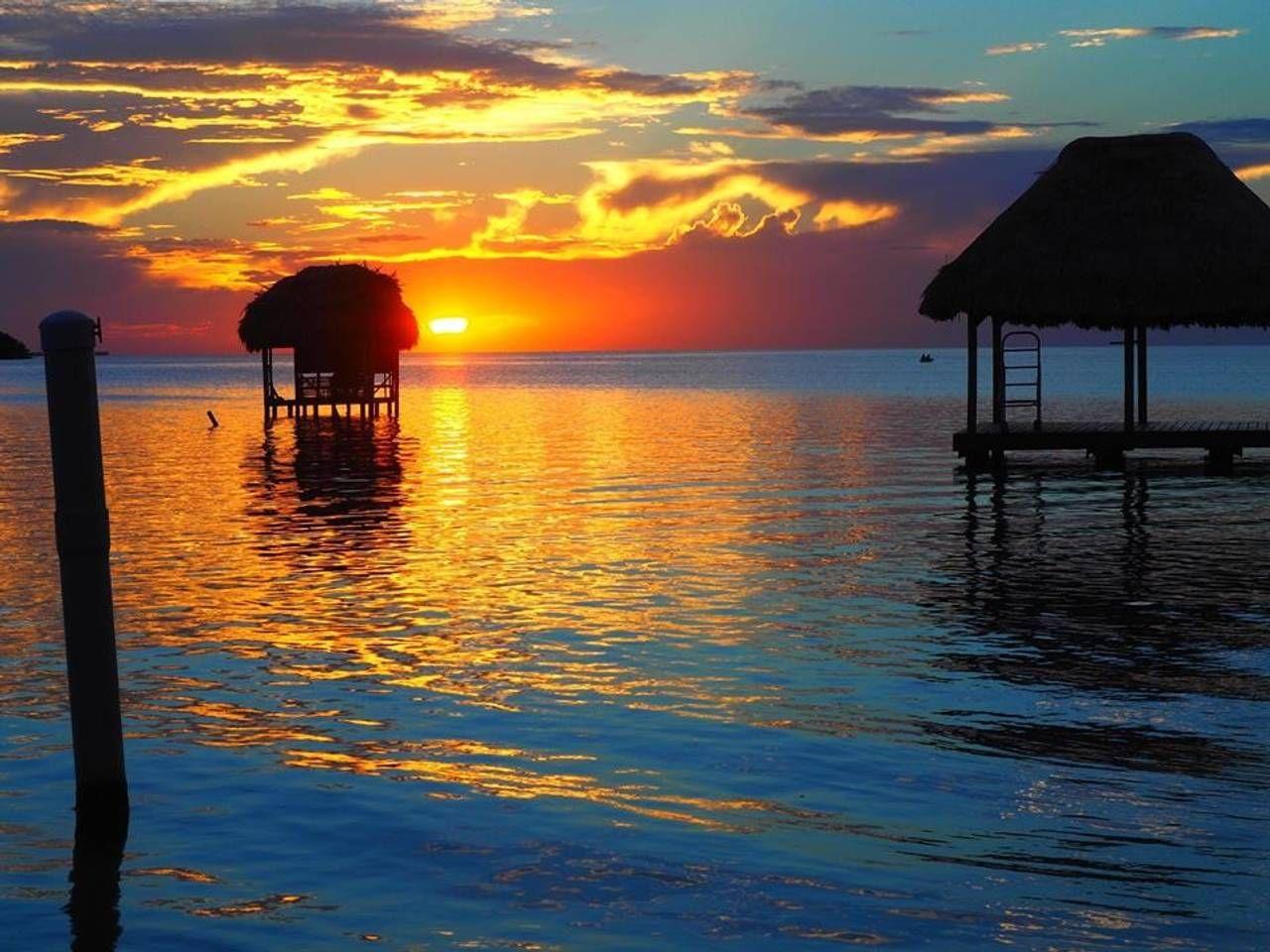 Sunset Cabana Caye Caulker Air Bnb Photo By Andy Horton