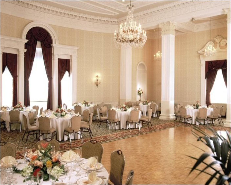 Providence Biltmore Hotel Garden Room