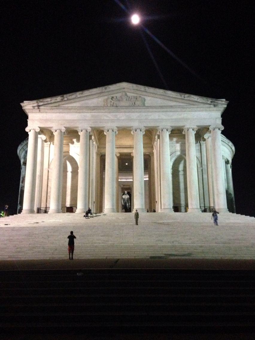 Thomas Jefferson memorial. DC.