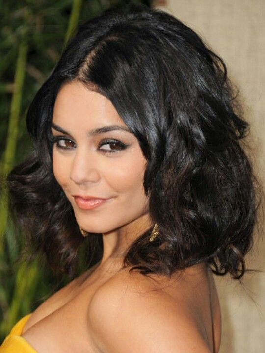 Lob Long Bobs Arent Just For Women With Straight Strands Proof