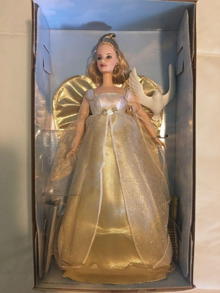 Mattel Barbie Doll Angelic Inspirations 24984 ©1999 | eBay