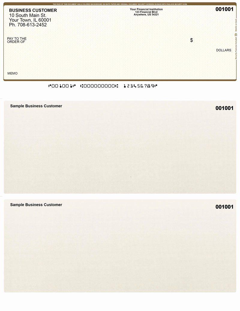 Quickbooks Deposit Slips Template Lovely Quickbooks Payroll Business Checks For Quickbooks Payroll Letter Template Word Business Checks Personal Business Cards