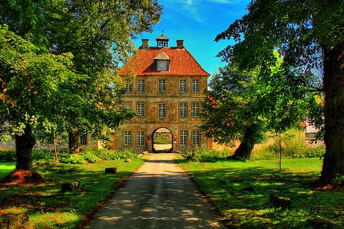Halle in Westfalen - Wasserschloss Tatenhausen 14