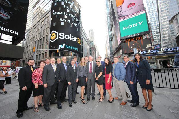 Solar3D, Inc. - 05/28/2015