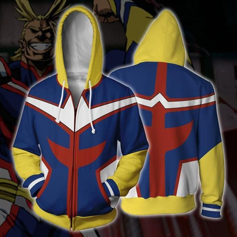 US!Asui Tsuyu My Hero Academia Hoodie Sweatshirt Zipper Coat Cosplay Costume