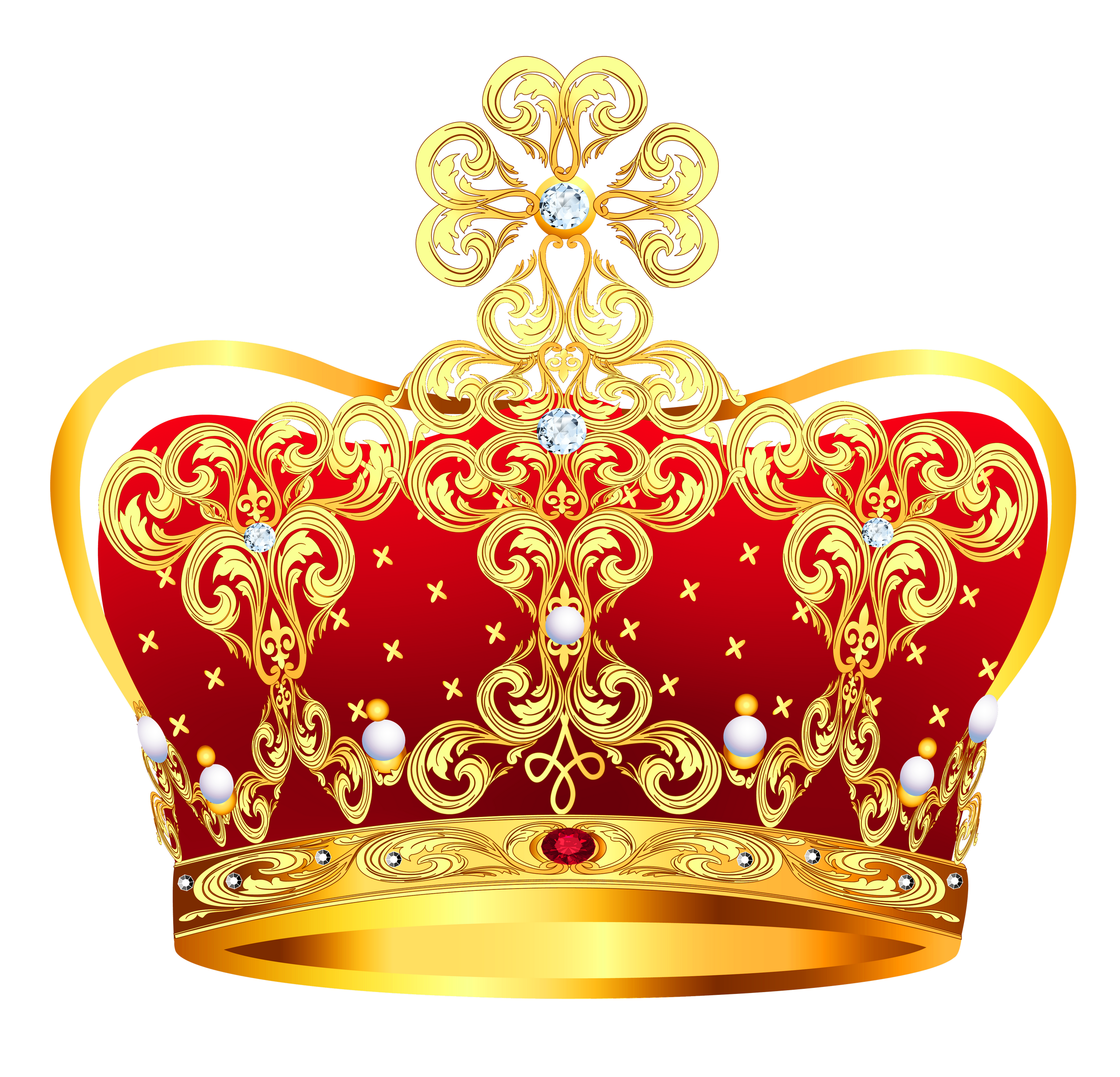 Mahkota Seni Logo Keren