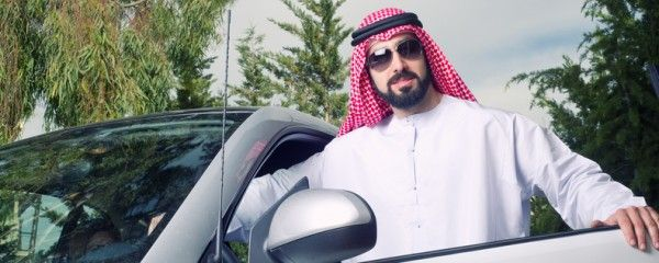 Saudi Man Assumes Bad Driver in Car Ahead Must be Woman, and then he Remembers…