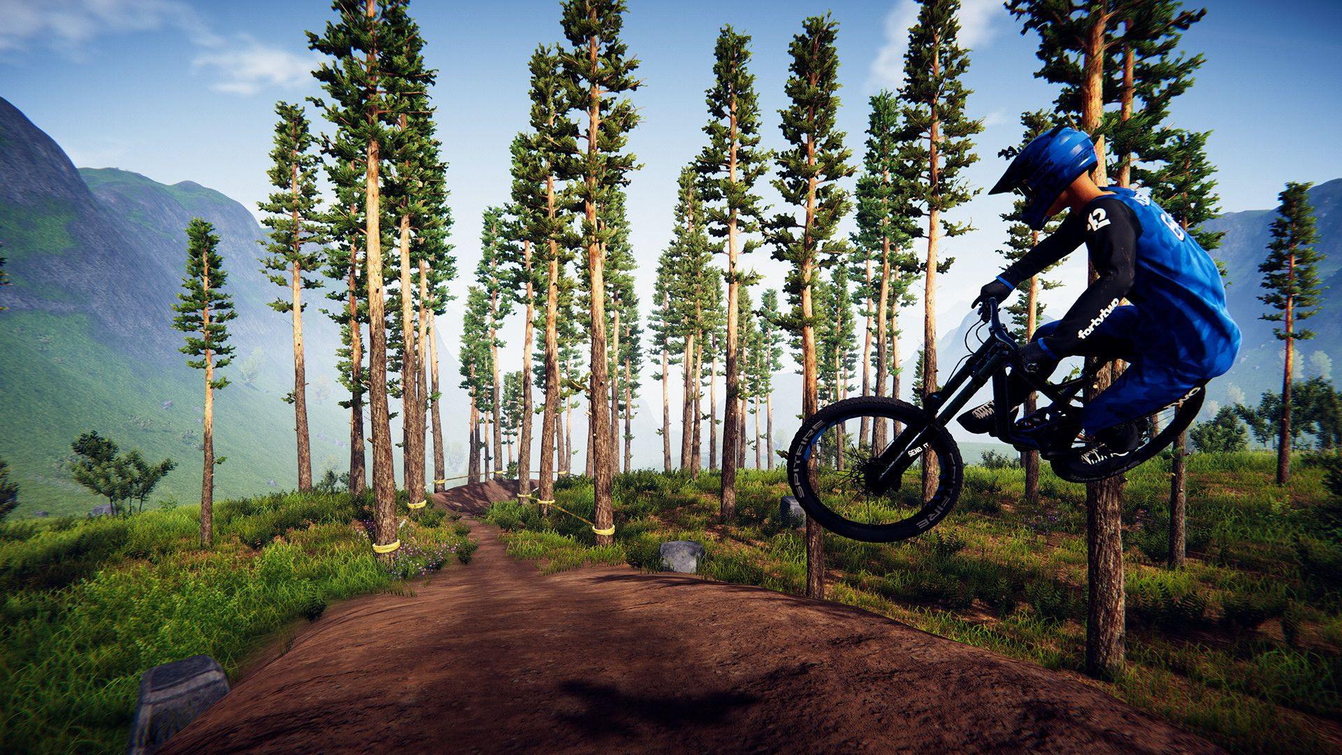 Save 40 on Descenders on Steam Xbox, Bikes games, Xbox