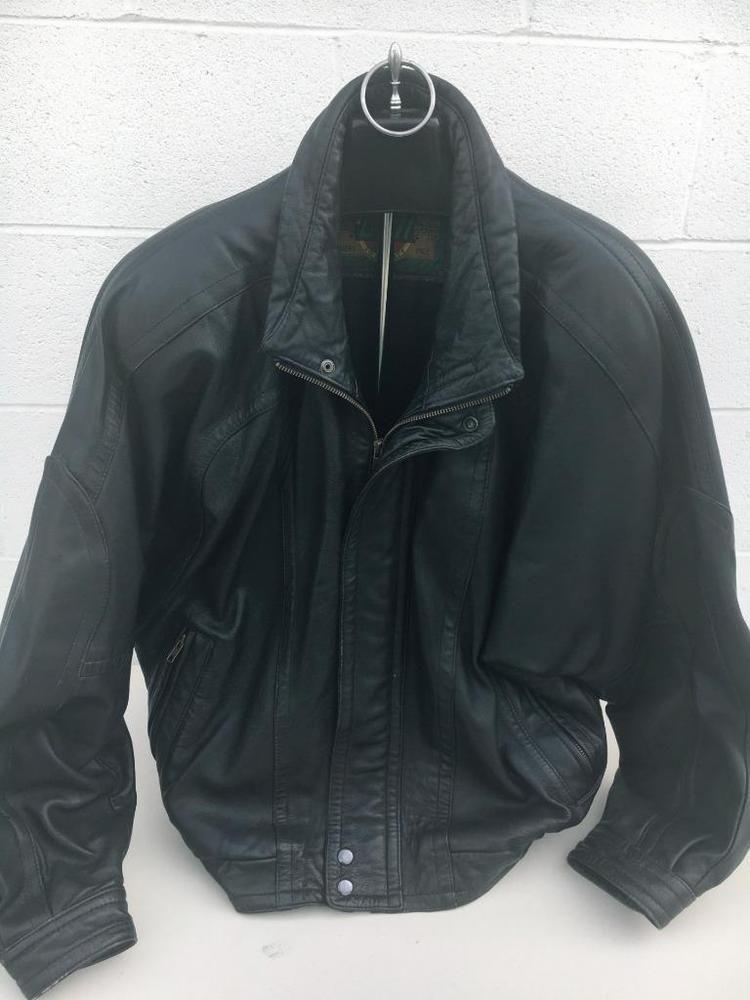 Coats & Jackets Toping Fine Mens Jacket Casual Slim Fit Sleeve Bomber Jacket Men Zipper Jacket