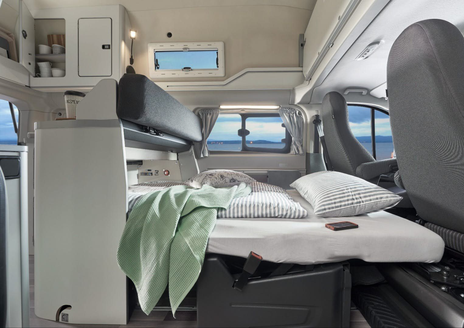 Ford Starts Selling Adventurous Little Transit Custom Nugget