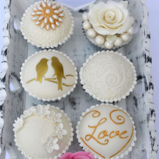 In love with cupcakes