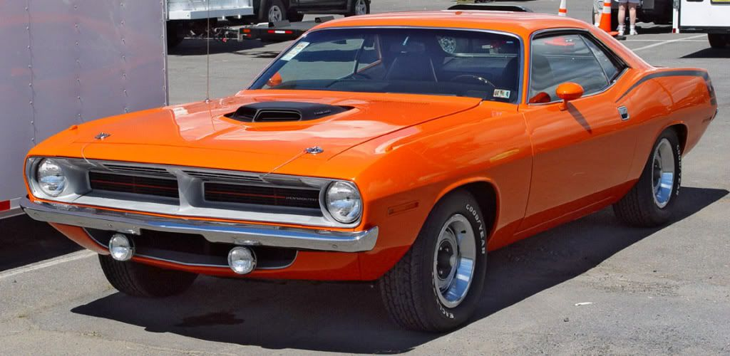 Top 10: Muscle Cars - Examples Of Why Hybrids Are Wussies   Plymouth ...