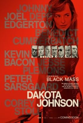 Black Mass (2015) movie #poster, #tshirt, #mousepad, #movieposters2