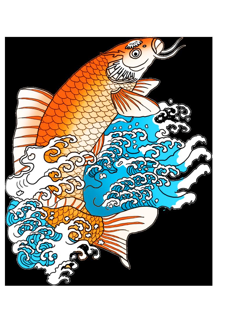 Koi Fish Poster Zazzle Com In 2020 Koi Fish Decor Koi Painting Koi Fish
