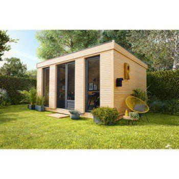 abri de jardin bois decor home m mm leroy. Black Bedroom Furniture Sets. Home Design Ideas