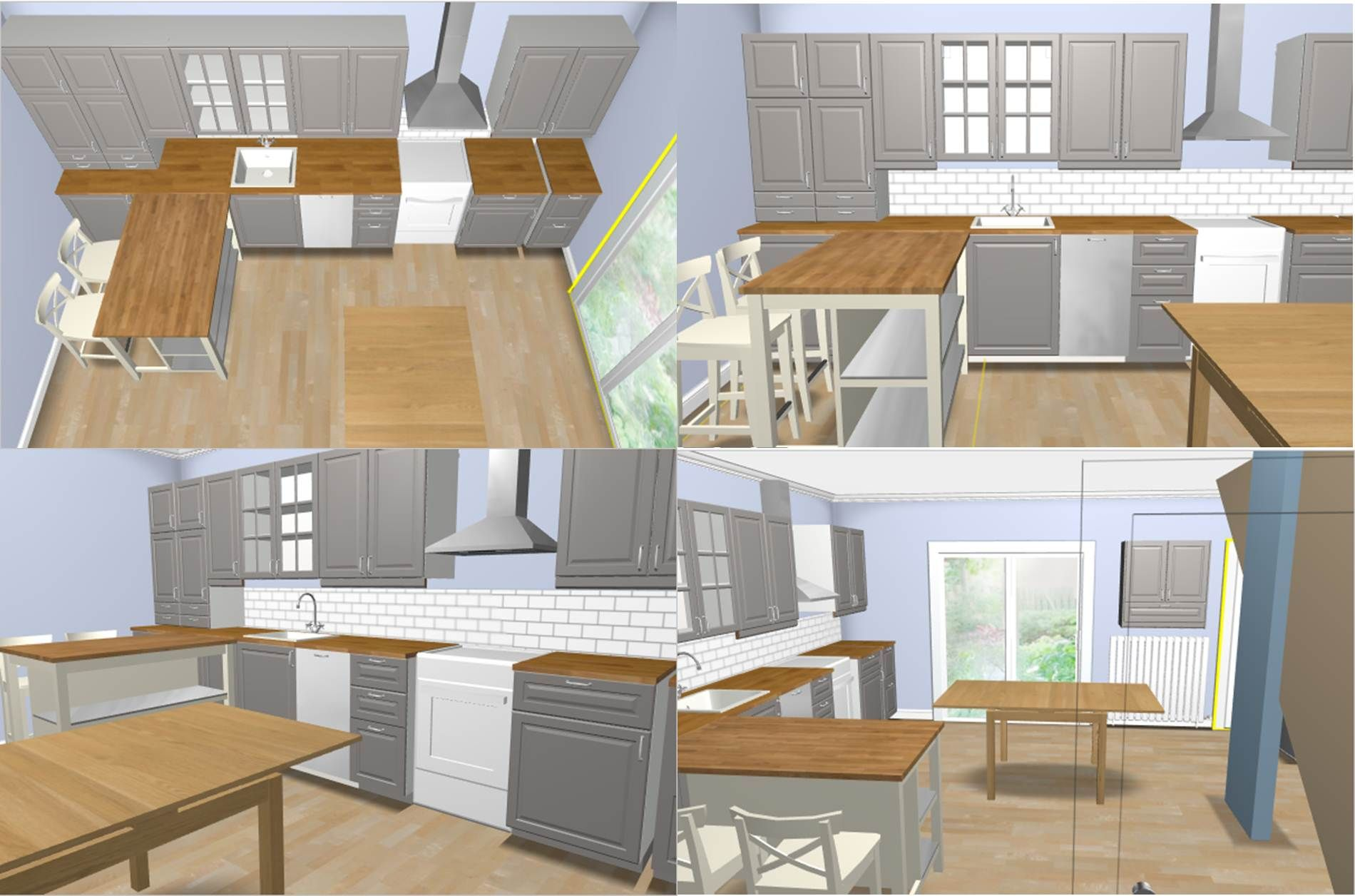 Kitchen Planner: From Ikea Kitchen Planner
