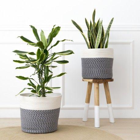 Mod Cesto Deco Planters Planter Pots