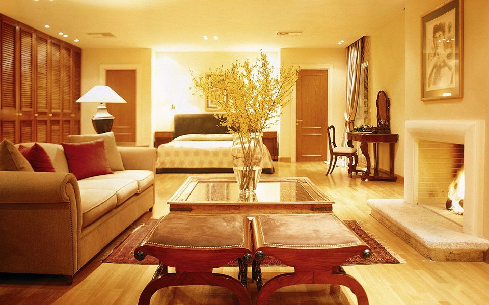 Executive Suite At The Margi Hotel Executive Suites